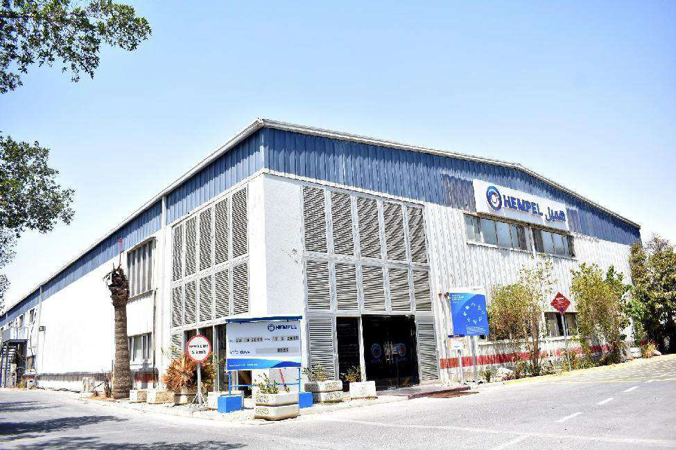 HEMPEL PAINTS FACTORYUPGRADATION